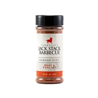 Jack Stack Meat & Poultry BBQ Seasoning - 7.0 oz.