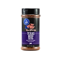 Three Little Pigs Texas Beef BBQ Rub - 12.2 oz.