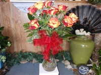 High Magic Long Stem Roses Dozen