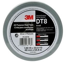 3M DT8 All Purpose Duct Tape