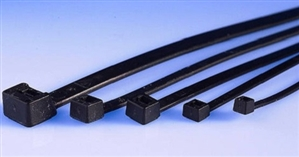 Cable Ties Black UV & UL Listed - USA
