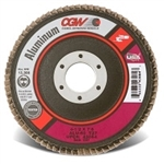 "4-1/2"" CGW Flap Discs for Aluminum"