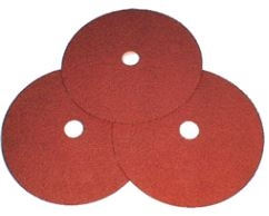 "Pearl Redlineâ""¢ CBTâ""¢ Blend Fiber Discs for Metal/Stainless Steel"