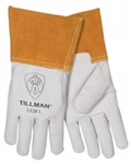 Premium top-grain goatskin; Tillman 1328 Stick Welders Glove, Glove - Roark Supply