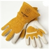 Premium top-grain goatskin; 50 MIG Welders Gloves, Glove - Roark Supply