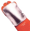 Welding Glove Heat Shield w/ 2  Straps ABCH-2
