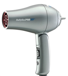 BABYLISS PRO Tourmaline and Ceramic Travel Hair Dryer