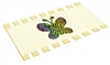 Twin Bed Slats Support Boards Canvas Burlap Butterfly Animal Character Applique