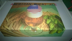 American Wheat Ale beer kit