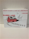 Lager 3 gal Casual Brewer beer kit