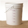 7.8 Gallon Bucket Only