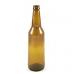 Beer Bottle Amber 12 oz 12/cs