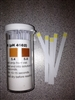 pH Test Strips acid, Beer Range