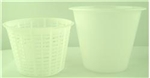 Ricotta Container & Basket small