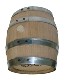 Barrel 13 gal American Oak