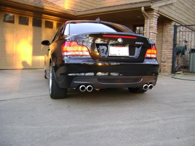 Our: BMW 128i Exhaust At Woreks.co