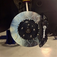 Brembo Big Brake Kit Golf R EVOMS