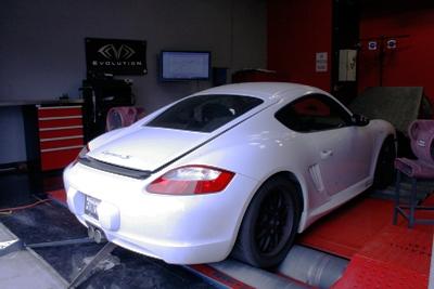 987 Porsche Cayman Evomsit Intelligent Tuning Evoms