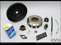 EVOMS/Tilton Carbon Triple Disk Clutch Kit