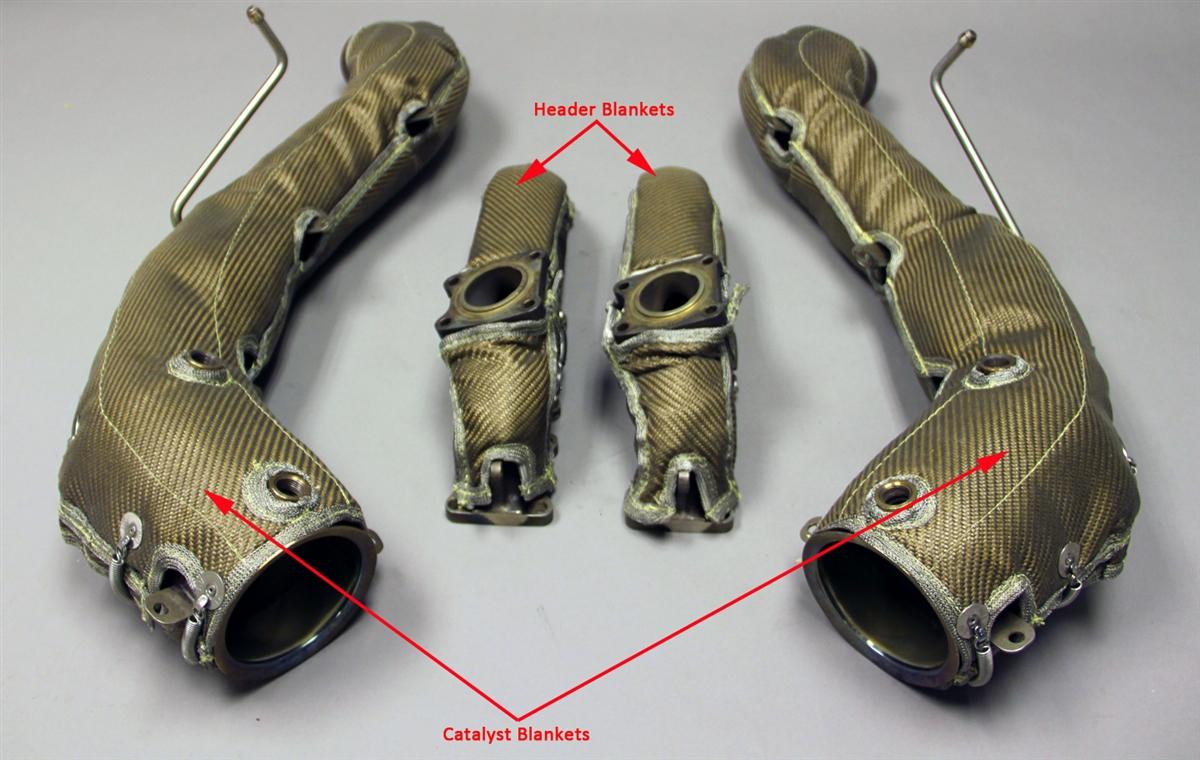 Mclaren Wire Harness Evoms Heat Blankets Mp4 12c 650s