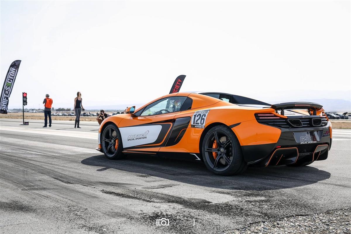 EVOMSit Stage 1 Upgrade ECU Tune Tuning McLaren 650S ...