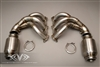EVOMS ClubSport 991 GT3 Headers / Sport Cats