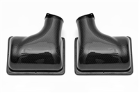 Fabspeed F430 Carbon Fiber Airbox Covers