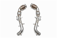 Fabspeed Supersport X-Pipe High Performance Exhaust 650S