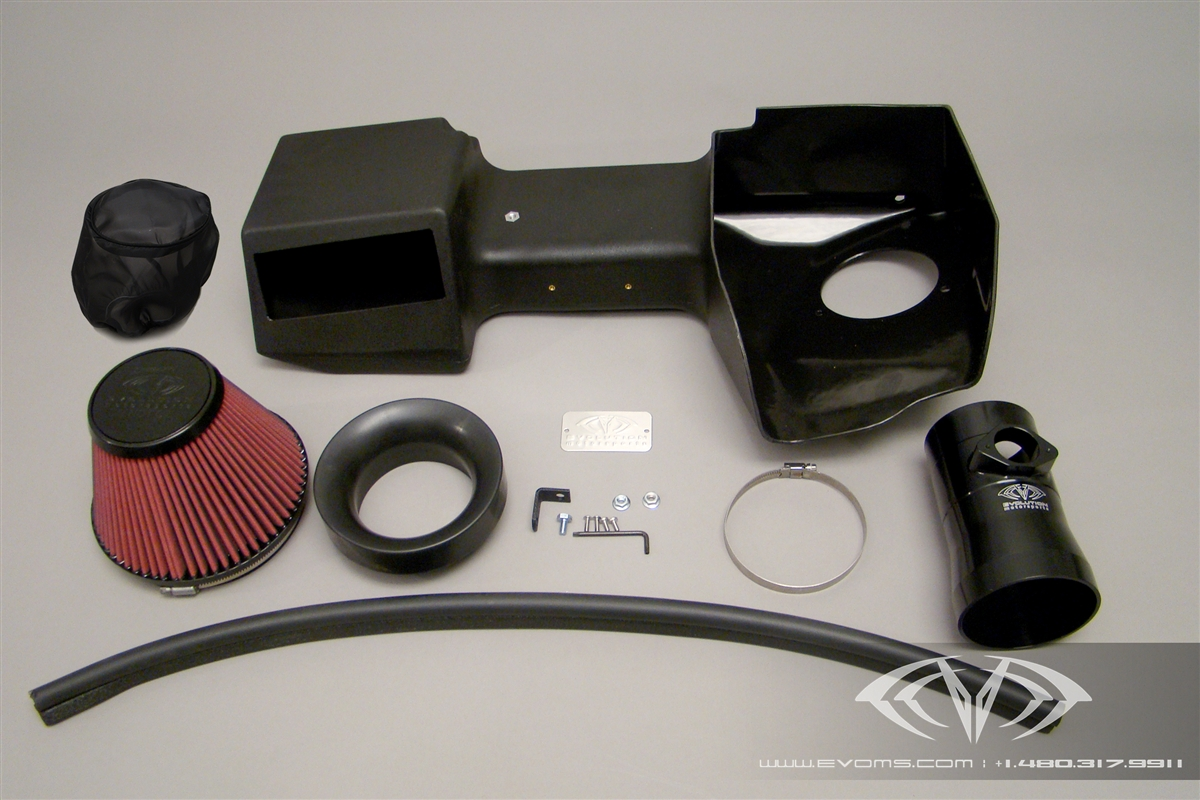 Porsche 996 Gt2 High Performance V Flow Air Intake System