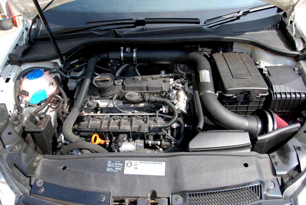Evoms Mkvi Golf R V Flow Intake System