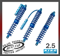 2.5 King Shock Coilover