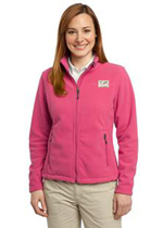 Polar Fleece Jacket - Pink