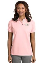 Short Sleeve Polo - Pink