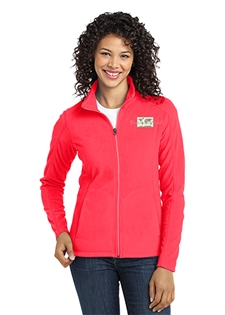 ATF Ladies Microfleece Jacket