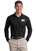 Micropique Sport-Wick® Polo - Long Sleeve
