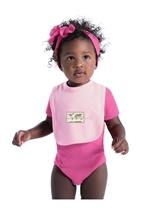 "Rabbit Skinsâ""¢ Infant Premium Jersey Bib"