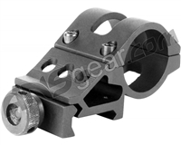 "Aim Sports 1"" 45 Degree Offset Weaver Mount (MT027)"