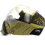 Angel Eyes Paintball Mask - Tan