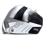 Angel Eyes Paintball Mask - White