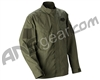 BT BTU Paintball Jersey/Shirt - 2011 Olive