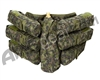 BT Bandolier 6+1 Paintball Harness - Woodland Digi Camo