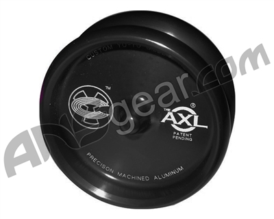 Custom Products AXL Aluminum Yo-Yo - Black