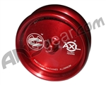 Custom Products AXL Aluminum Yo-Yo - Red