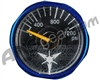 Dangerous Power 1200 PSI Gauge - Blue