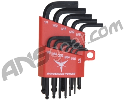 Dangerous Power Allen Key Set