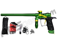 Dangerous Power G5 Paintball Gun - Green/Yellow