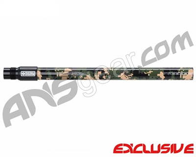 Deathstix Carbon Fiber Barrel Kit - Tiger Digi Camo 14""