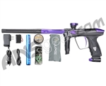 DLX Luxe 2.0 Paintball Gun - Black/Purple