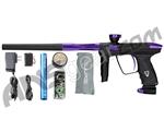 DLX Luxe 2.0 Paintball Gun - Dust Black/Purple