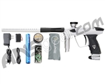 DLX Luxe 2.0 Paintball Gun - Dust White/Black